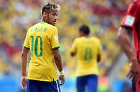 Neymar<br /> Fussball, FIFA WM 2014 in Brasilien, Vorrunde, <br /> Brasil - Mexico<br /> <br /> Norway only