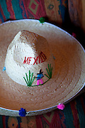 Mexican hat, Divisadero, Copper Canyon, Chihuahua, Mexico