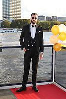 Sean Ward, Raindance China Boat Party, Victoria Embankment, London UK, 22 September 2016, Photo by Richard Goldschmidt