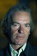 English bestselling author Martin Amis pictured at the Old Quad at the University of Edinburgh where he and Zadie Smith jointly won the James Tait Black Memorial Prize, the UK's oldest literature award for their most recent works.