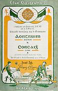 All Ireland Senior Hurling Championship Final, .Brochures,.05.09.1943, 09.05.1943, 5th September 1943, .Antrim 0-4, Cork 5-16,.Minor Dublin v Kilkenny, .Senior Antrim v Cork, .Croke Park, 0591943AISHCF,.
