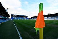 General View inside Fratton Park Stadium before the EFL Sky Bet League 1 match between Portsmouth and AFC Wimbledon at Fratton Park, Portsmouth, England on 1 January 2019.