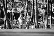 Kayla & Ryan Honeymoon Portrait Session at Kapalua Bay, June 18, 2016