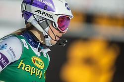 Ana Bucik (SLO) during second run at the Ladies' Slalom at 56th Golden Fox event at Audi FIS Ski World Cup 2019/20, on February 16, 2020 in Podkoren, Kranjska Gora, Slovenia. Photo by Matic Ritonja / Sportida