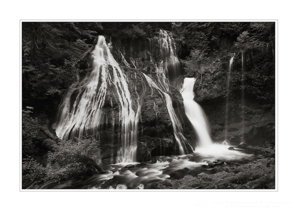Panther Creek Falls Washington