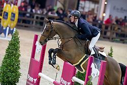 Vinckx Wim, BEL, Quirinus van't Ravennest<br /> Pavo Hengstencompetitie<br /> Azelhof Lier 2020<br /> © Hippo Foto - Dirk Caremans