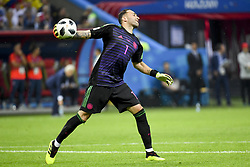 June 25, 2018 - Kazan, Russia - David Ospina of Colombia in action during the 2018 FIFA World Cup Group H match between Poland and Colombia at Kazan Arena in Kazan, Russia on June 24, 2018  (Credit Image: © Andrew Surma/NurPhoto via ZUMA Press)