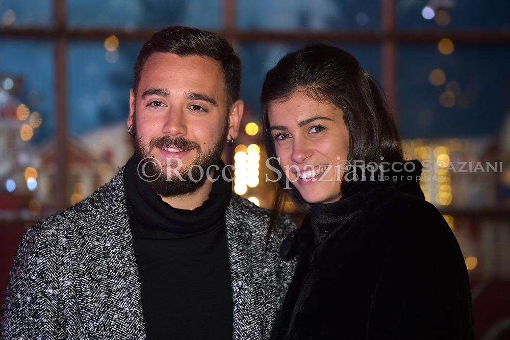 Emanuele Propizio Super Vacanze di Natale premiere, Red carpet, Rome, Italy - 12 Dec 2017