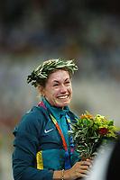 23/08/04 - ATHENS  - GREECE -  - Woman 20Km. WALK -  Olympic Stadium - Athletics CORONATION - <br />BRONCE MEDAL - N*1089SAVILLE Jane (AUS)<br />© Gabriel Piko / Argenpress.com / Piko-Press