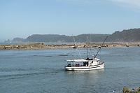 Fishing Boat La Push Washington