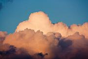 Dramatic Cumulus Clouds