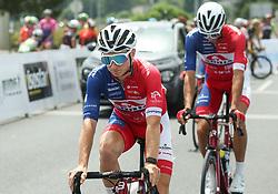 Kristjan Hocevar during Slovenian National Road Cycling Championships 2021, on June 20, 2021 in Koper / Capodistria, Slovenia. Photo by Vid Ponikvar / Sportida