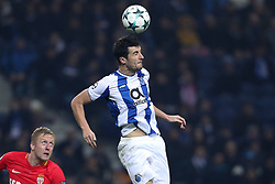 December 6, 2017 - Porto, Porto, Portugal - Porto's Spanish defender Ivan Marcano in action during the UEFA Champions League Group G match between FC Porto and AS Monaco FC at Dragao Stadium on December 6, 2017 in Porto, Portugal. (Credit Image: © Dpi/NurPhoto via ZUMA Press)