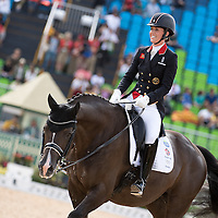 Dressage - Grand Prix - Rio 2016 Olympic Games