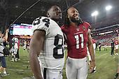 NFL-Oakland Raiders at Arizona Cardinals-Aug 15, 2019