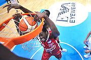 DESCRIZIONE : Desio Lega A 2015-16 Semifinale Play Off Gara 2 Olimpia EA7 Emporio Armani Milano Umana Reyer Venezia<br /> GIOCATORE : Jamal McLean<br /> CATEGORIA : Special Schiacciata sequenza<br /> SQUADRA : Olimpia EA7 Emporio Armani Milano<br /> EVENTO : Campionato Lega A 2015-2016 Semifinale play off Gara 2<br /> GARA : Olimpia EA7 Emporio Armani Milano Umana Reyer Venezia <br /> DATA : 21/05/2016 SPORT : Pallacanestro AUTORE : Agenzia Ciamillo-Castoria/I.Mancini Galleria : Lega Basket A 2015-2016 Fotonotizia : Desio Lega A 2015-16 Semifinale Play Off Gara 2 Olimpia EA7 Emporio Armani Milano Umana Reyer Venezia