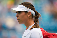 Ajla Tomljanovic of Australia in action during her second-round match at the 2018 Western and Southern Open WTA Premier 5 tennis tournament, Cincinnati, Ohio, USA, on August 16th 2018 - Photo Rob Prange / SpainProSportsImages / DPPI / ProSportsImages / DPPI