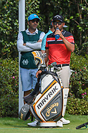 Pablo Larrazabal (ESP) waits to tee off on 3 during Rd4 of the World Golf Championships, Mexico, Club De Golf Chapultepec, Mexico City, Mexico. 2/23/2020.<br /> Picture: Golffile | Ken Murray<br /> <br /> <br /> All photo usage must carry mandatory copyright credit (© Golffile | Ken Murray)