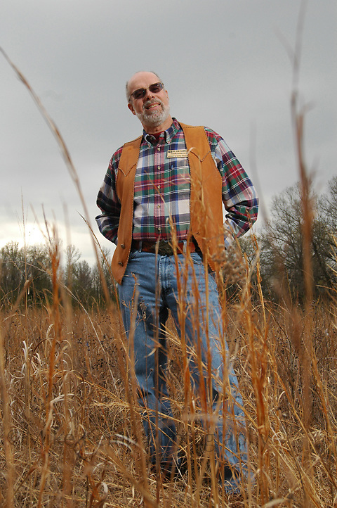 Don Culwell, retired professor, University of Central Arkansas