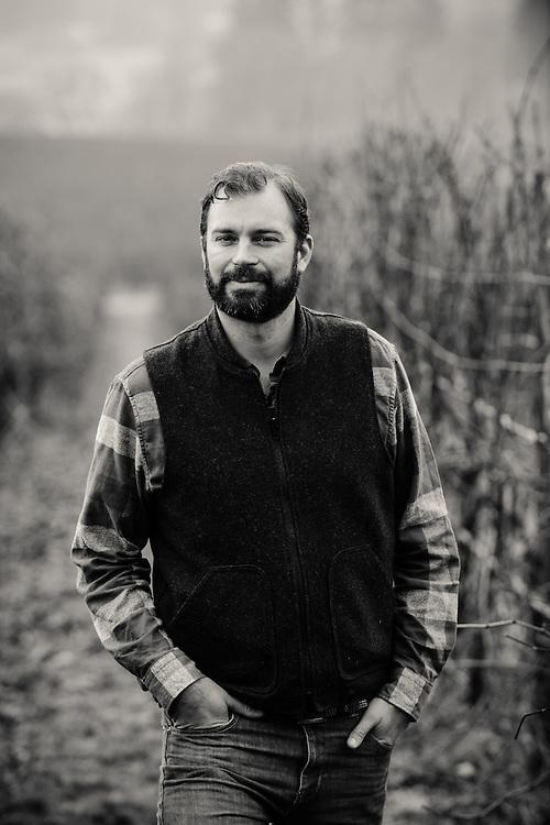 Robert Mellen Rowett of Mellen Meyer Winery