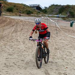 04-10-2020: Wielrennen: Geopark Classic: Gasselte<br />Iris Ton