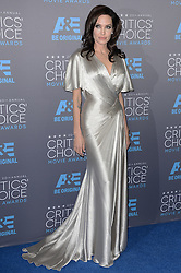 Angelina Jolie attends the 20th annual Critics' Choice Movie Awards at the Hollywood Palladium on January 15, 2015 in Los Angeles, CA, USA. Photo by Lionel Hahn/ABACAPRESS.COM