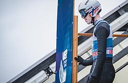 31.12.2018, Olympiaschanze, Garmisch Partenkirchen, GER, FIS Weltcup Skisprung, Vierschanzentournee, Garmisch Partenkirchen, Qualifikation, im Bild Andreas Stjernen (NOR) // Andreas Stjernen of Norway during the qualifying for the Four Hills Tournament of FIS Ski Jumping World Cup at the Olympiaschanze in Garmisch Partenkirchen, Germany on 2018/12/31. EXPA Pictures © 2018, PhotoCredit: EXPA/ Stefanie Oberhauser