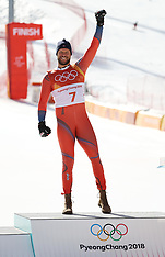 Downhill Skiing, 15 Feb 2018