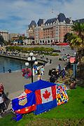 Victoria, Canada, harbor
