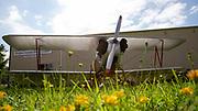 """Baby Fleet"" at Oregon Aviation Historical Society."