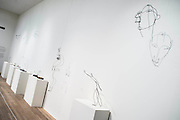 Wire sculptures of famous artists and circus performers - Alexander Calder: Performing Sculpture. Calder was one of the truly ground-breaking artists of the 20th century and as a pioneer of kinetic sculpture, played an essential role in shaping the history of modernism. Alexander Calder: Performing Sculpture brings together approximately 100 works to reveal how Calder turned sculpture from a static object into a continually changing work to be experienced in real time. Highlights include: One of Calder's largest mobiles Black Widow 1948, which has never been shown in the UK before; Seven of Calder's influential panel works, which are being shown together for the first time; A selection of Calder's early wire portraits, which include those representing illustrious figures such as Joan Miró, Edgard Varése and Fernand Léger; and recently restored works which haven't been shown for decades, including Acrobats 1929. The exhibition is at Tate Modern from 11 November 2015 - 3 April 2016.