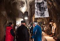 Peruvian Tunnel at Snowbird Utah.  ©2018 Karen Bobotas Photographer