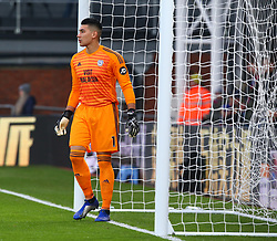 December 26, 2018 - London, England, United Kingdom - London, England - 26 December, 2018.Cardiff City's Neil Etheridge.during English Premier League between Crystal Palace and Cardiff City at Selhurst Park stadium , London, England on 26 Dec 2018. (Credit Image: © Action Foto Sport/NurPhoto via ZUMA Press)