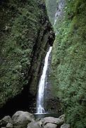 Sacred Falls, Oahu, Hawaii,USA<br />