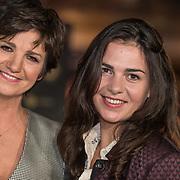 NLD/Amsterdam/20171012 - Televizier-Ring Gala 2017, Martine van Os