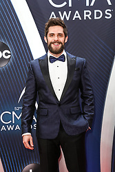 52nd Annual Country Music Association Awards hosted by Carrie Underwood and Brad Paisley and held at the Bridgestone Arena on November 14, 2018, in Nashville, TN. © Curtis Hilbun / AFF-USA.com. 14 Nov 2018 Pictured: Thomas Rhett. Photo credit: Curtis Hilbun / AFF-USA.com / MEGA TheMegaAgency.com +1 888 505 6342