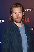 Screening van de Netflix serie Undercover in de The Movies, Amsterdam<br /> <br /> Op de foto:  Tim Haars
