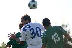 MARLON Rogerio Schwantes (30) of Celje at friendly football game between NK Krsko and NK MiK CM Celje, on July 9, 2008, in Catez, Slovenia. Celje won the match 3:0. (Photo by Blaz Sunta / Sportal Images)