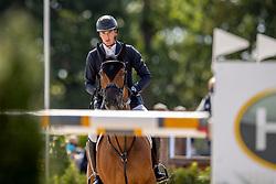 Clemens Pieter, BEL, Quintini<br /> Belgisch Kampioenschap Jumping  <br /> Lanaken 2020<br /> © Hippo Foto - Dirk Caremans<br /> <br />  05/09/2020