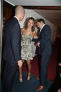 Dylan Jones, Tana Ramsay and Gordon Ramsay, GQ Men of The Year. Royal Opera House. Covent Garden. 4 September 2007. -DO NOT ARCHIVE-© Copyright Photograph by Dafydd Jones. 248 Clapham Rd. London SW9 0PZ. Tel 0207 820 0771. www.dafjones.com.