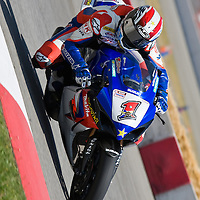 Round 3 of the 2008 AMA Superbike Championship at the California Speedway, Fontana, April 25 - April 27, 2008.<br /> <br /> :: Images shown are not post processed ::Contact me for the full size file and required file format (tif/jpeg/psd etc) <br /> <br /> :: For anything other than editorial usage, releases are the responsibility of the end user and documentation/proof will be required prior to file delivery.