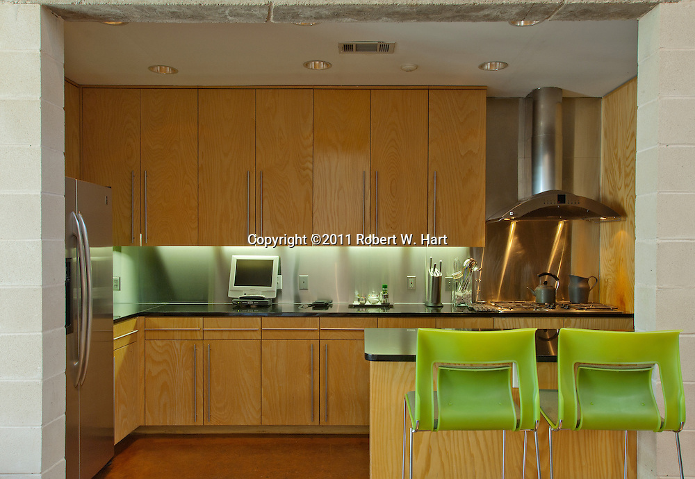 Kitchen in Ken Maxwell's home on Monday June 13, 2011...Robert W. Hart/Special Contributor