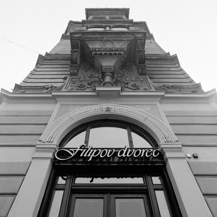 Filipov dvorec - prodajalna Dom