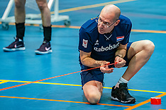 20190507 NED: Press moment national volleyball team Men, Arnhem