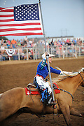 Arkansas State University Mountain Home Red, White and Blue Festival Rodeo.