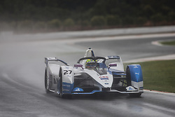 October 19, 2018 - Valencia, Spain - 27 SIMS Alexander (gbr), BMW i Andretti Motorsport Team during the Formula E official pre-season test at Circuit Ricardo Tormo in Valencia on October 16, 17, 18 and 19, 2018. (Credit Image: © Xavier Bonilla/NurPhoto via ZUMA Press)