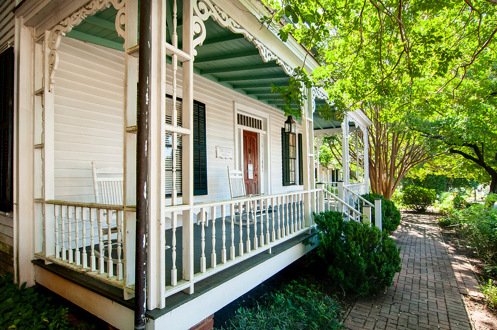 Rogers House Museum in Madison, Georgia on Saturday, July 17, 2021. Copyright 2021 Jason Barnette