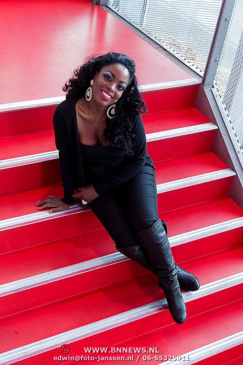 NLD/Hilversum/20121103 - Kizzy McHugh