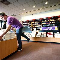 Nederland, Amsterdam , 23 maart 2012..Boekhandel Scheltema aan Koningsplein 20..Boekhandelketen Selexyz in financiele problemen.