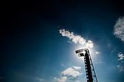 October 20, 2016: United States Grand Prix. COTA tower detail